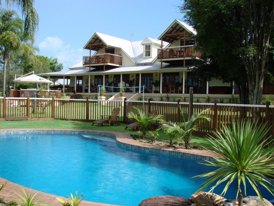 Clarence River Bed  Breakfast - Accommodation Rockhampton