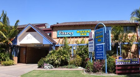 Fitzroy Motor Inn - Accommodation Rockhampton