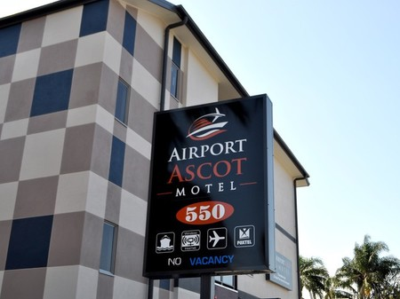 Airport Ascot Motel - Accommodation Rockhampton