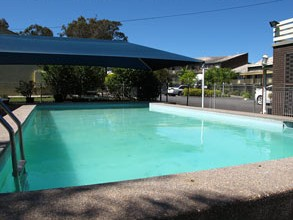 Molly Morgan Motor Inn - Accommodation Rockhampton