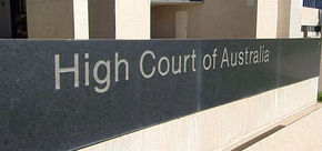 High Court Of Australia Parkes Place - Accommodation Rockhampton
