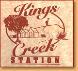 Kings Creek Station - Accommodation Rockhampton