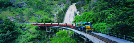 Kuranda Scenic Railway - Accommodation Rockhampton