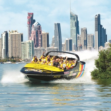 Paradise Jetboating - Accommodation Rockhampton