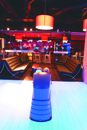 Strike Bowling Bar - King Street Wharf - Accommodation Rockhampton