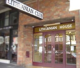 Lithuanian House Theatre - Accommodation Rockhampton
