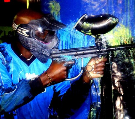 Melbourne Indoor Paintball
