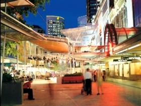 Queen Street Mall - Accommodation Rockhampton