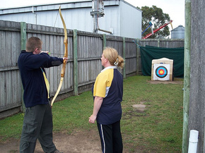 Bairnsdale Archery Mini Golf  Games Park - Accommodation Rockhampton