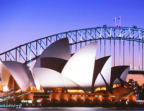 Sydney Opera House - Accommodation Rockhampton