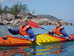 Magnetic Island Sea Kayaks - Accommodation Rockhampton