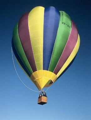 Balloon Safari - Accommodation Rockhampton
