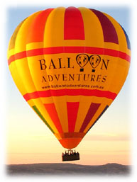 Balloon Adventures Barossa Valley - Accommodation Rockhampton