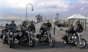 Harley Rides Melbourne - Accommodation Rockhampton