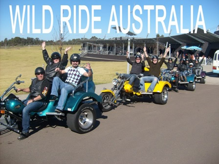 A Wild Ride - Accommodation Rockhampton