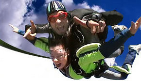 Adelaide Tandem Skydiving - Accommodation Rockhampton