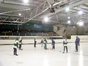 The Ice Arena - Accommodation Rockhampton