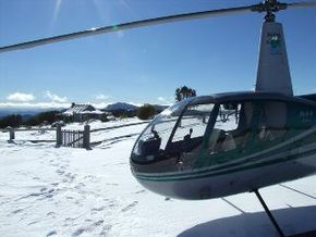 Alpine Helicopter Charter Scenic Tours - Accommodation Rockhampton