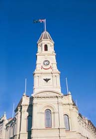 Fremantle Town Hall - Accommodation Rockhampton