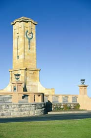 Fremantle War Memorial - Accommodation Rockhampton