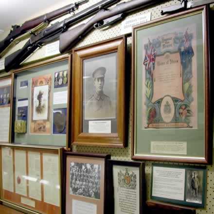 Queensland Military Memorial Museum - Accommodation Rockhampton