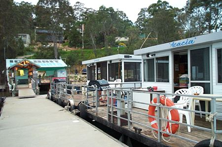 Clyde River Houseboats - Accommodation Rockhampton