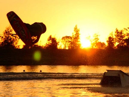 Bonney's WA Water Ski Park - Accommodation Rockhampton