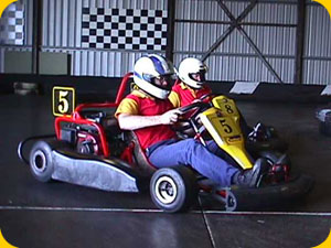 Indoor Kart Hire - Accommodation Rockhampton