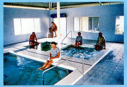 Innot Hot Springs Leisure  Health Park - Accommodation Rockhampton