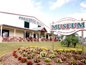 Proserpine Historical Museum - Accommodation Rockhampton