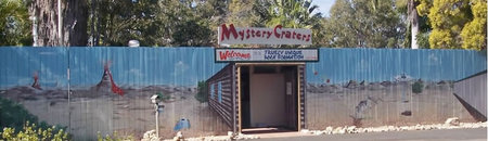 Mystery Craters - Accommodation Rockhampton