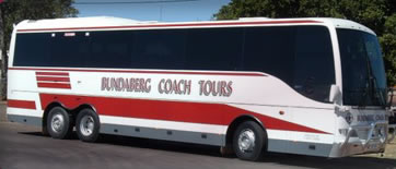 Bundaberg Coaches - Accommodation Rockhampton