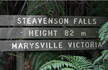 Stevensons Falls - Accommodation Rockhampton