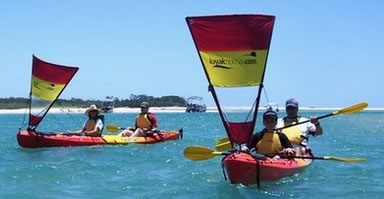 Kayak Noosa - Accommodation Rockhampton