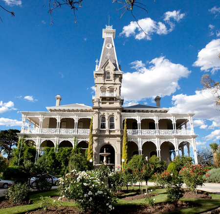 Rupertswood Mansion - Accommodation Rockhampton