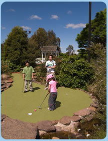 Wetlands Mini Golf - Accommodation Rockhampton