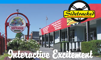 Sidetracked Entertainment Centre - Accommodation Rockhampton
