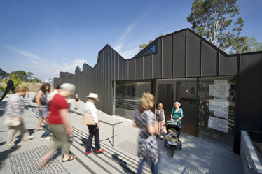 Heide Museum of Modern Art - Accommodation Rockhampton