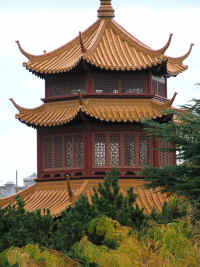 Chinese Garden of Friendship - Accommodation Rockhampton