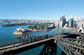Sydney Harbour Bridge Climb - Accommodation Rockhampton