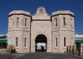 Fremantle Prison - Accommodation Rockhampton
