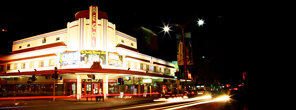 Regal Theatre - Accommodation Rockhampton