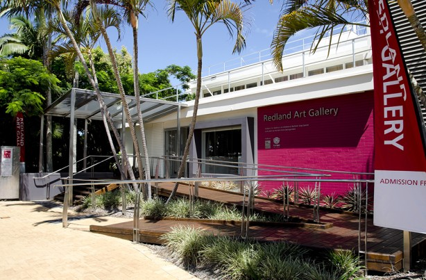Redland Art Gallery - Accommodation Rockhampton