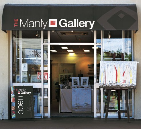 The Manly Gallery - Accommodation Rockhampton