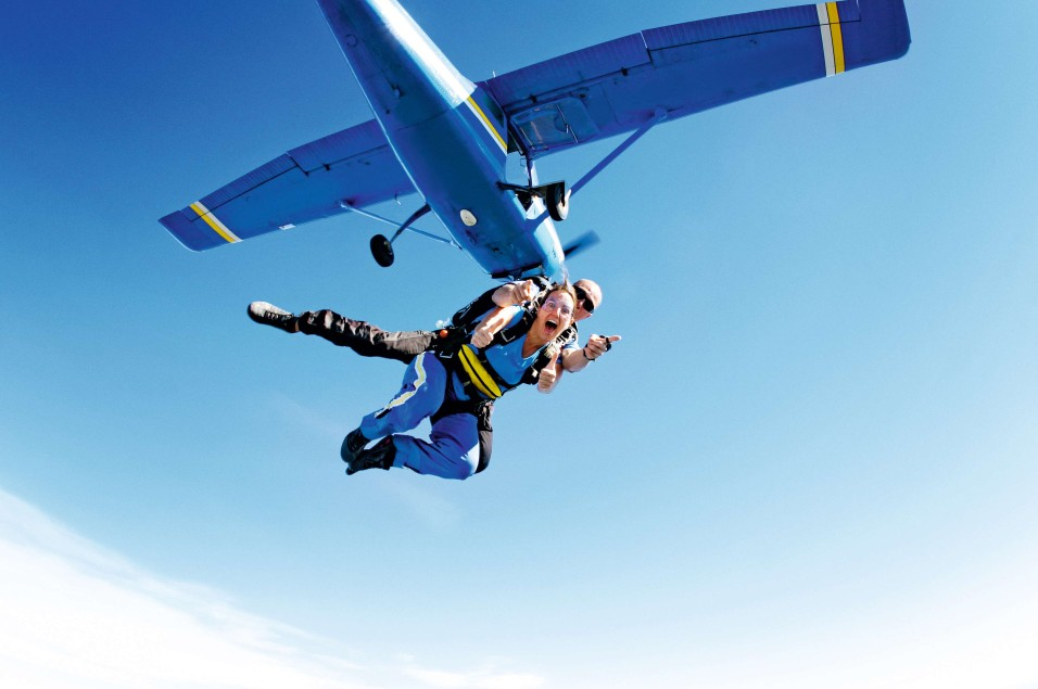 Skydive the Beach and Beyond Yarra Valley - Accommodation Rockhampton