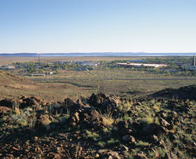 TV Hill Lookout - Accommodation Rockhampton