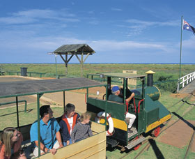 Carnarvon Tramway - Accommodation Rockhampton