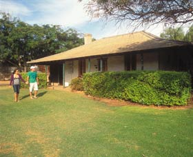 Russ Cottage - Accommodation Rockhampton