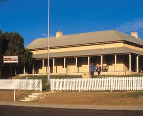 Irwin District Museum - Accommodation Rockhampton