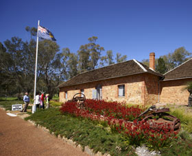 Old Gaol Museum Toodyay - Accommodation Rockhampton